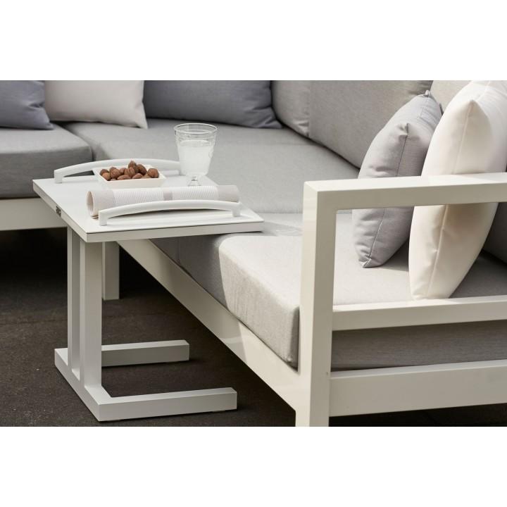 Easy sidebord hvid
