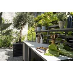 Udekøkken/plantebord