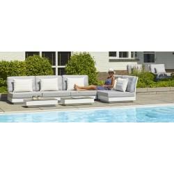 Passion lounge sofa creme hvid