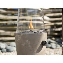 Gas lanterne, cement