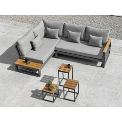 Soho L-lounge sofa
