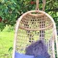 Hængestole til haven