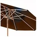 Rund parasol