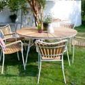 Havemøbler retro